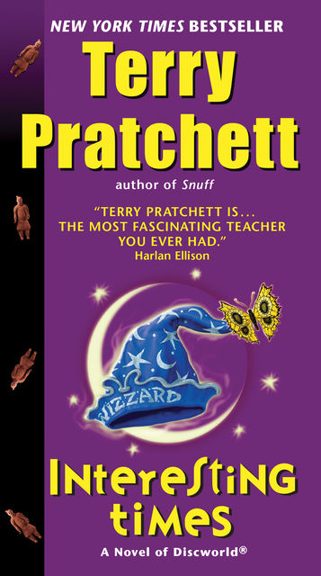Discworld 17 -  Interesting Times, Terry David John Pratchett