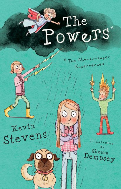 The Powers, Kevin Stevens, Sheena Dempsey