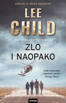 Zlo i naopako, Lee Child