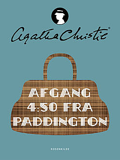 Afgang 4:50 fra Paddington, Agatha Christie