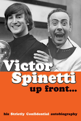 Up Front??????, Victor Spinetti