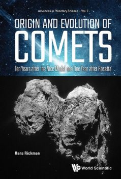 Origin and Evolution of Comets, Hans Rickman