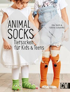 Animal Socks, Elke Reith, Sabine Schidelko