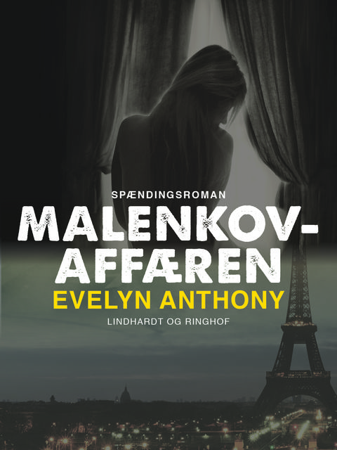 Malenkov-affæren, Evelyn Anthony