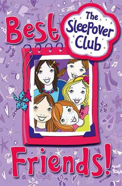 Best Friends! (The Sleepover Club), Rose Impey