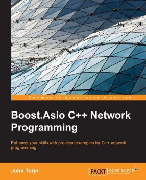 Boost.Asio C++ Network Programming, Packt Publishing