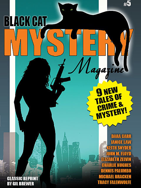 Black Cat Mystery Magazine #5, Janice Law, Michael Bracken
