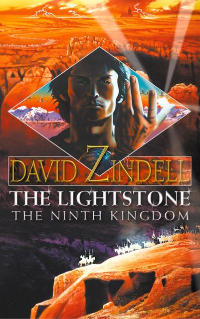 The Lightstone: The Ninth Kingdom, David Zindell