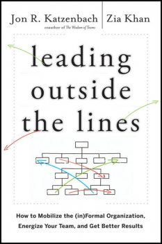 Leading Outside the Lines, Jon R.Katzenbach, Zia Khan