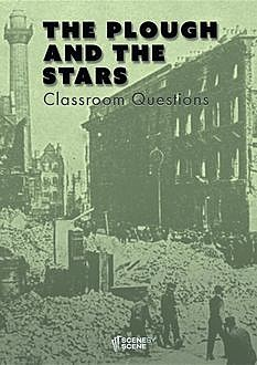 The Plough and the Stars Classroom Questions, Amy Farrell