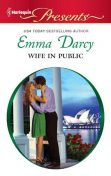 Wife in Public, Emma Darcy