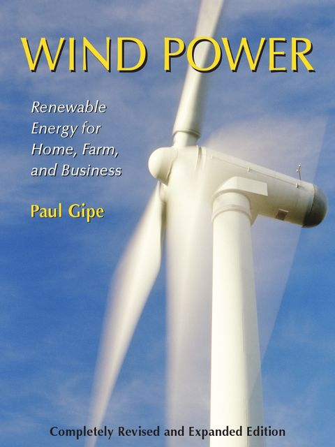 Wind Power, Paul Gipe
