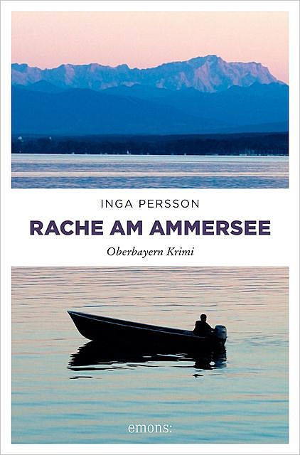 Rache am Ammersee, Inga Persson