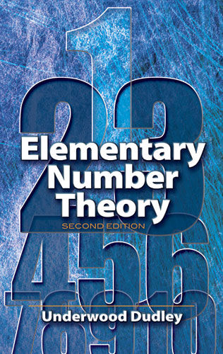 Elementary Number Theory, Underwood Dudley