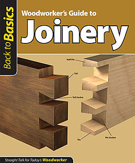 Woodworker's Guide to Joinery (Back to Basics), Not Available