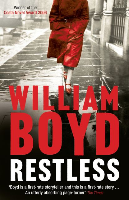 Restless, William Boyd