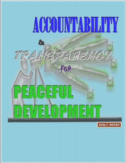 Accountability and Transparency for Peaceful Development, Kelly Ngyah
