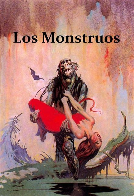 Los Monstruos, Edgar Rice Burroughs