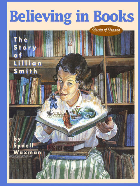 Believing in Books, Sydell Waxman