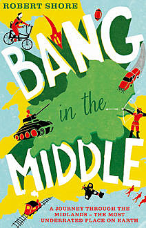 Bang in the Middle, Robert Shore