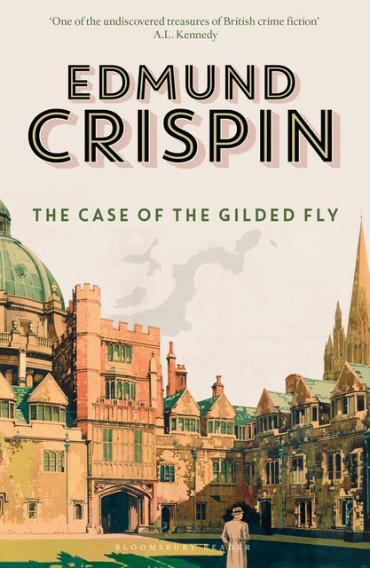 The Case of the Gilded Fly, Edmund Crispin