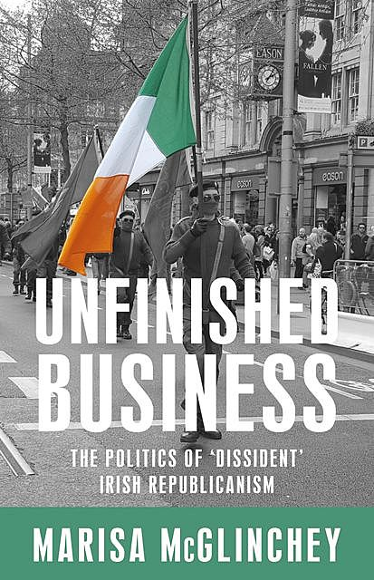 Unfinished business, Marisa McGlinchey
