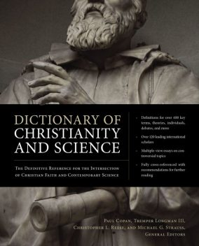 Dictionary of Christianity and Science, Paul Copan