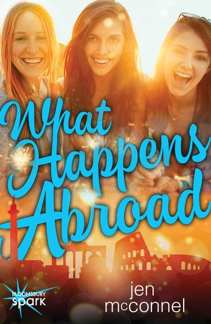 What Happens Abroad, Jen McConnel