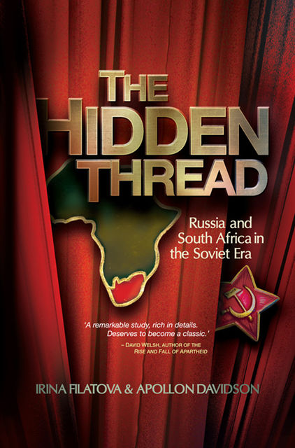 The Hidden Thread, Irina Filatova