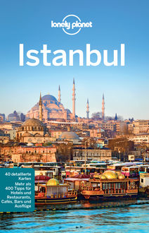 Lonely Planet Reiseführer Istanbul, Lonely Planet