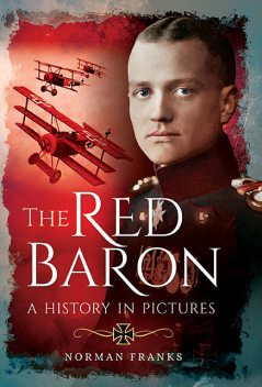 The Red Baron, Norman Franks