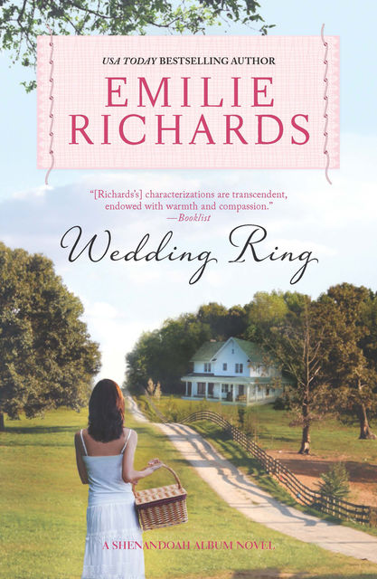 Wedding Ring, Emilie Richards