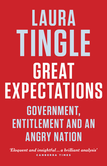 Great Expectations, Laura Tingle