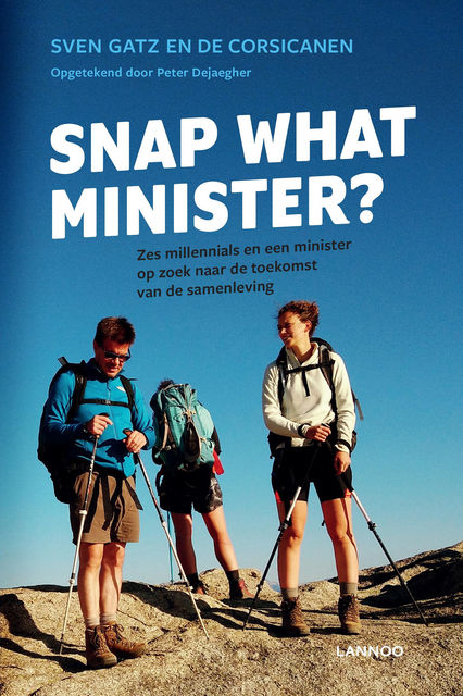 Snap What Minister, Sven Gatz