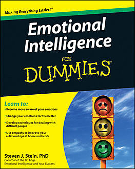 Emotional Intelligence For Dummies, Steven J.Stein