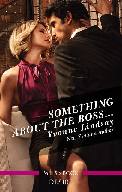 Something about the Boss, YVONNE LINDSAY