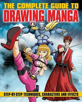 The Complete Guide to Drawing Manga, David Neal, Marc Powell