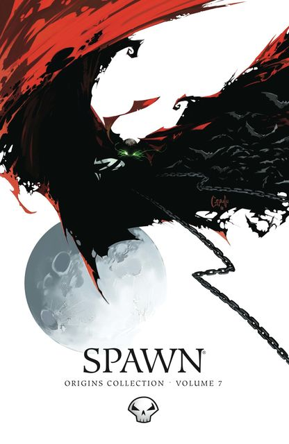 Spawn Origins Collection Volume 7, Todd McFarlane