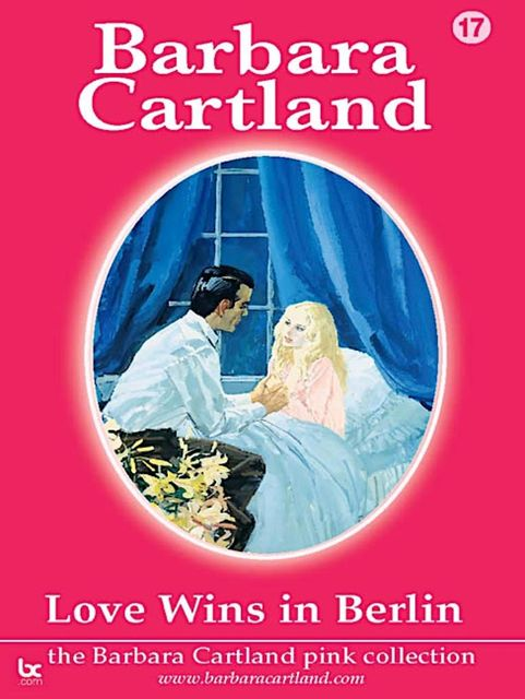 Love wins in Berlin, Barbara Cartland