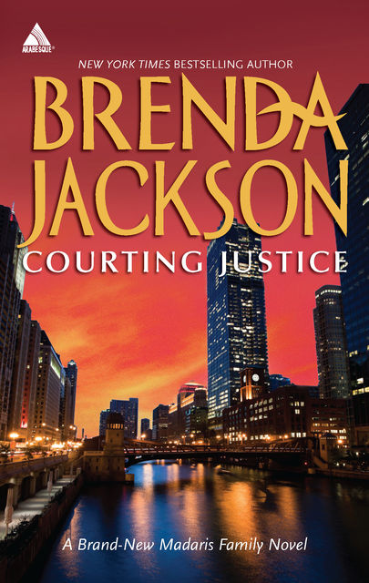 Courting Justice, Brenda Jackson