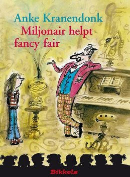 Miljonair helpt fancy fair, Anke Kranendonk