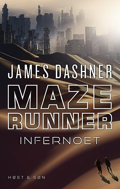 Maze Runner – Infernoet, James Dashner