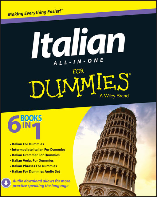 Italian All-in-One For Dummies, Consumer Dummies