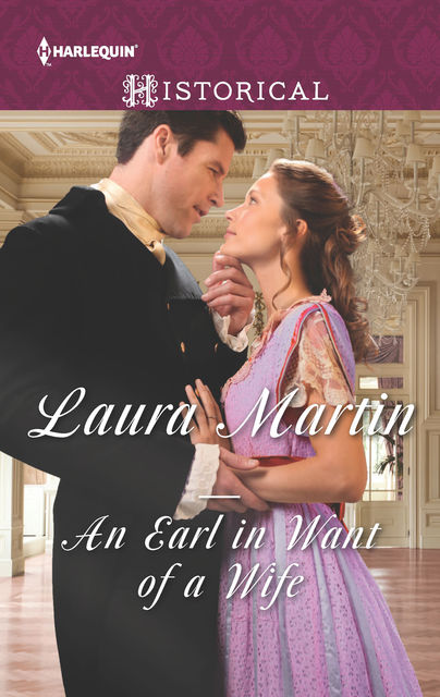 An Earl in Want of a Wife, Laura Martin