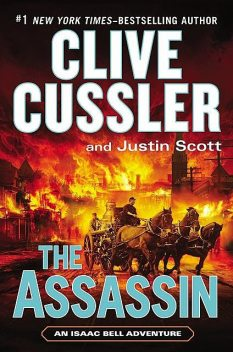 The Assassin, Clive Cussler, Justin Scott