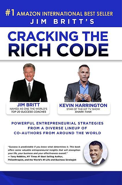 Cracking the Rich Code Vol 3, Jim Britt, Kevin Harrington