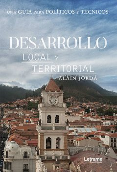 Desarrollo local y territorial, Alain Jordá