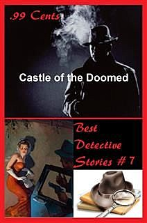 99 Cents Best Detective Stories Castle of the Doomed, David Norman