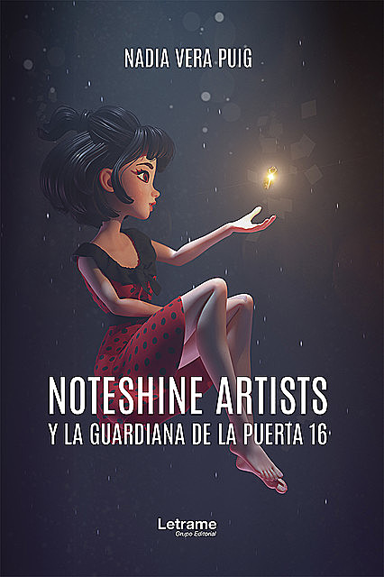Noteshine artists y la guardiana de la puerta 16, Nadia Vera Puig
