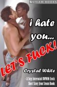 I Hate You Let's Fuck! – A Sexy Interracial BWWM Erotic Short Story from Steam Books, Steam Books, Crystal White